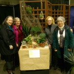 2nd prize..Horticulture Display Division